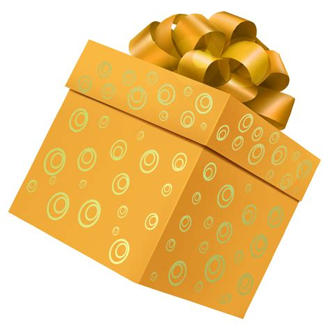 yellow soft christmas gift yellow gift box png picture clipart gallery yopriceville high quality images and transparent