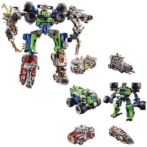 Transformers Pcc Mudslinger ht19823lg voyager battle blades prime pcc mudslinger
