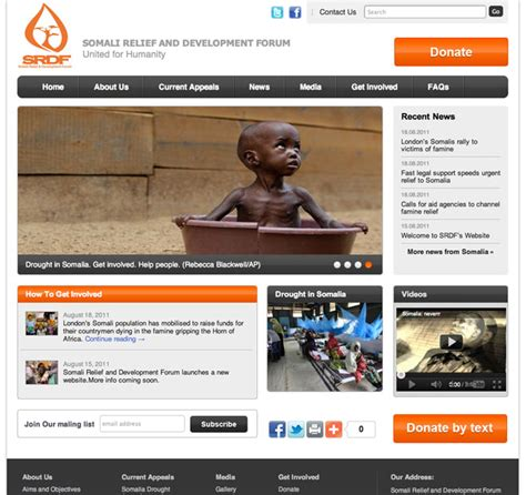 A Listers Get Their Design On For Charity by Cms The Best Charity Web Design