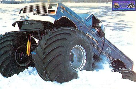 bigfoot 3 monster truck bigfoot 3 monster truck www pixshark com images