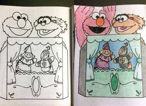 disturbing coloring book corruptions 44 best pics that will ruin your childhood images