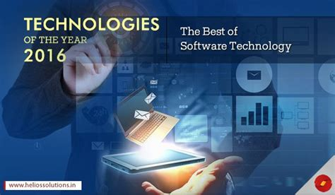 Best Technology Development Programs Mba by Technologies Of The Year 2016 The Best Of Software