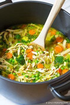 Http Www Aspicyperspective Southwest Chicken Detox Soup 2 by 1000 Ideas About Weight Loss Soup On Soups