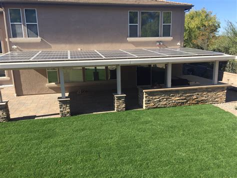 stylish solar patio cover as inspiration and thoughts you