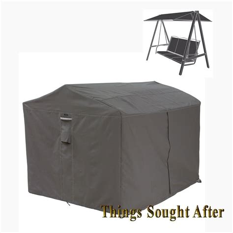 patio swing cover cover for canopy swing outdoor furniture storage porch