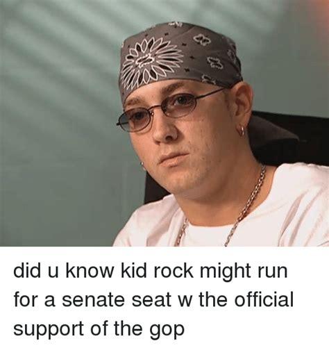 kid rock memes 門3 did u know kid rock might run for a senate seat w the