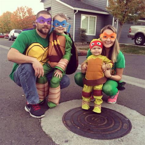 pattern for ninja turtle costume teenage mutant ninja turtle family costume halloween