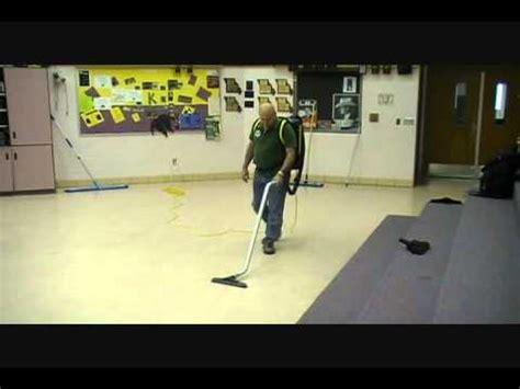 Floor Technician by Floor Tech Dust Mopping