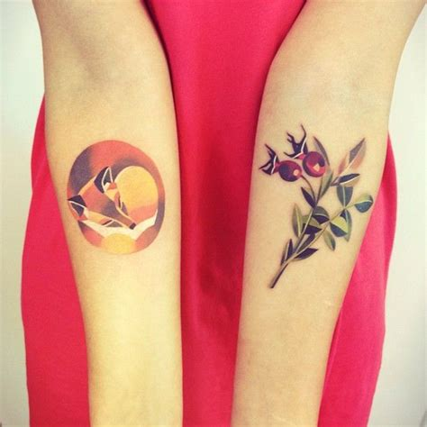 animal tattoo instagram sasha unisex incredible job tattoos and trends
