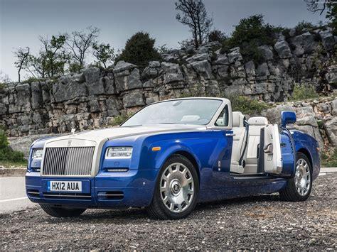 Rolls Royce Phantom Drophead Coupe (2013)