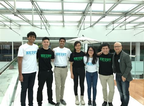 Hkust Mba Results by Hkust Students Are Representing Hksar And China For The