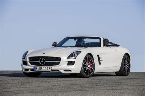 Mercedes Sls Amg Gt by 2013 Mercedes Sls Amg Gt Roadster Review