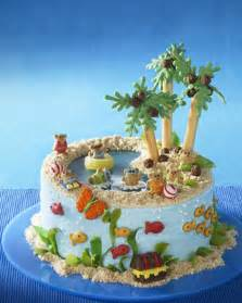 insel kuchen scape tropical summer cakes