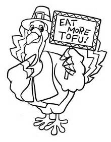 Coloring Pages Of Thanksgiving Turkeys Funny Thanksgiving Turkey Coloring Pages Kentscraft