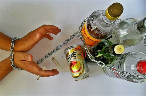 Can A Person Dependent On Medication Self Detox by The Bottle S Grip The Effects Of Alcoholism