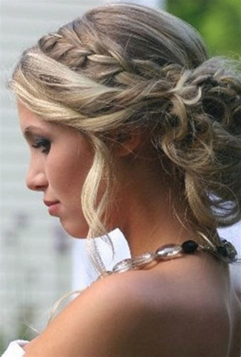 Wedding Hair Plait by Wedding Hair Updos With Plaits Fade Haircut