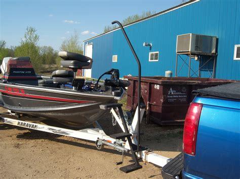 ranger boat trailer steps photos fab1 metalworks