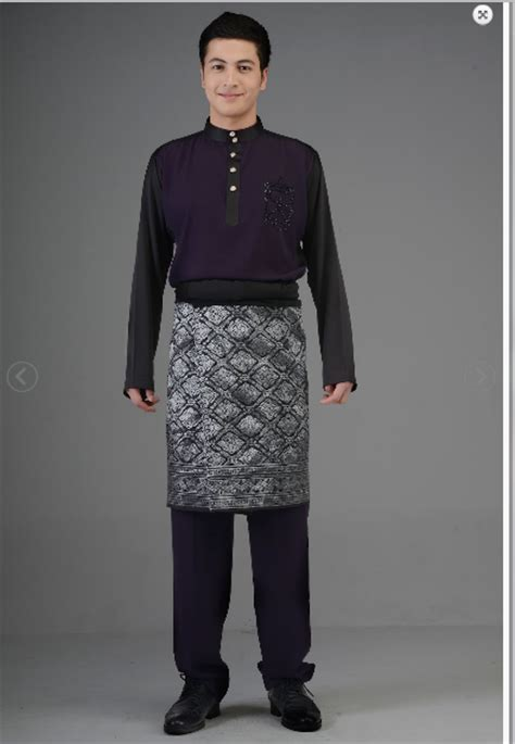 inspirasi fesyen inspirasi baju raya lelaki terkini 2014 wanista