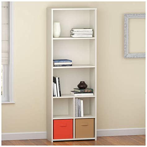 big lots 5 shelf bookcase systembuild white finish 5 shelf cube organizer big lots