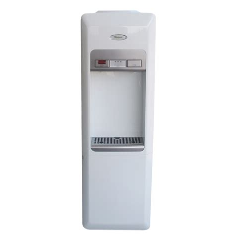 Water Dispenser Lowes shop whirlpool white top loading cold and water cooler energy at lowes
