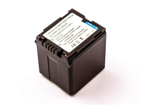 Battery Panasonic Vbg 260 battery similar panasonic vw vbg260 li ion 7 2v 2640mah 19 0wh black batterijen accu s