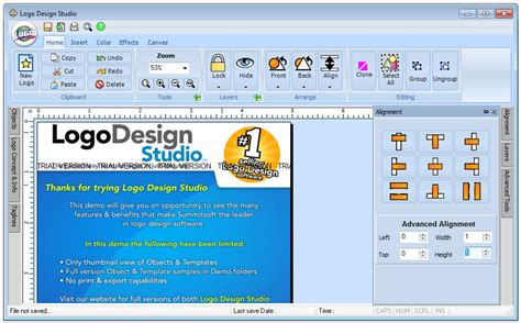 design create create your own stunning logo with logo design studio soft32