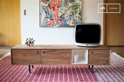 mobile da tv vintage bascole  design contemporaneo pib