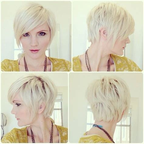 pixie haircuts women thick hair front and back view of same 10 short blonde hair ideas best short haircuts popular