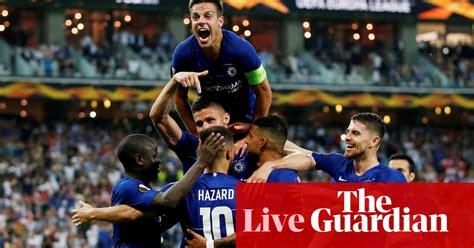chelsea  arsenal europa league final