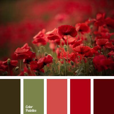 maroon color palette ideas