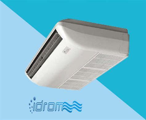 condizionatori da soffitto climatizzatore monofase a pavimento parete soffitto