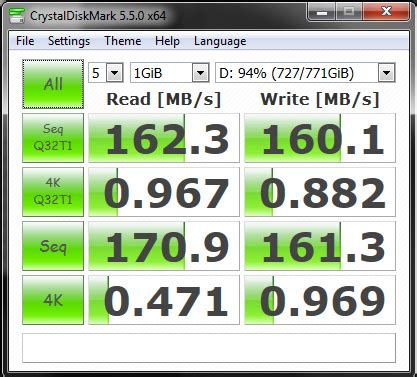 """hard drive why is my hdd so slow on the """"4k"""" speed tests"""