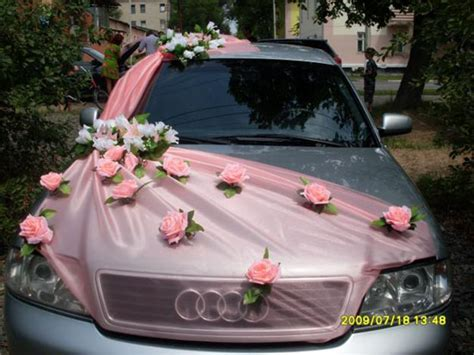 How To Decorate Your Car by Wedding Collections Wedding Car Decorations
