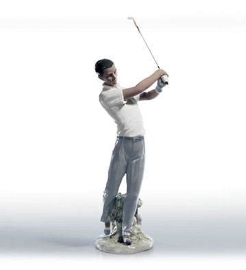 the perfect swing the perfect swing lladro 01006845 figurines collectibles