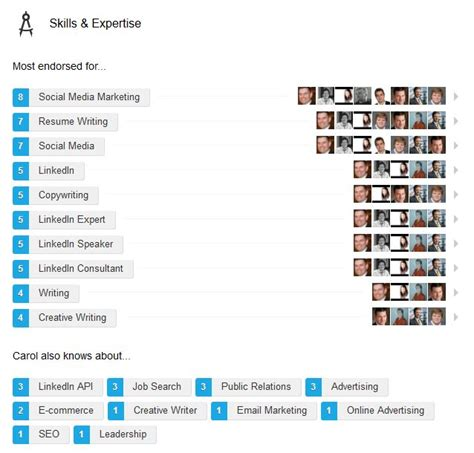linkedin skills list skills to list on linkedin keywords