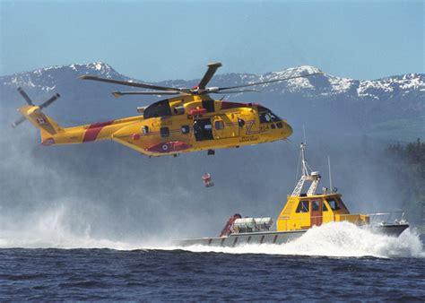 Search Canada With Canadian Search And Rescue Chairman Of
