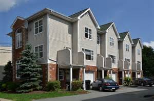 House Plans With 3 Car Garage Hunter Street Townhouses East Locations A R C Management