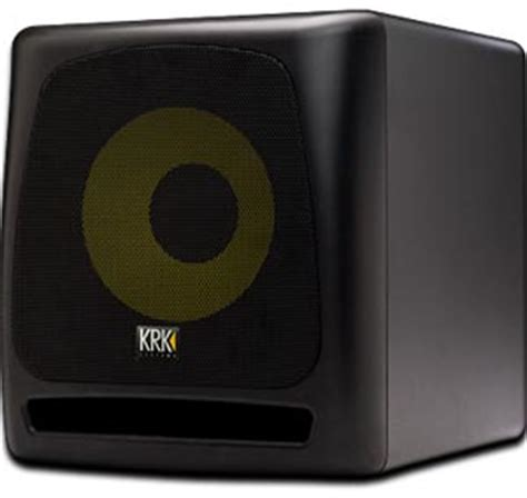 powered subwoofer home studio