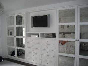 bedroom wall units uk a built in quot closet quot or armoire could afford a larger