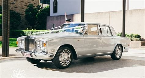 Wedding Car Brisbane by Classic Cars
