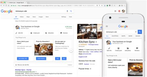 google  business lets admins edit review replies   knowledge panel search engine journal
