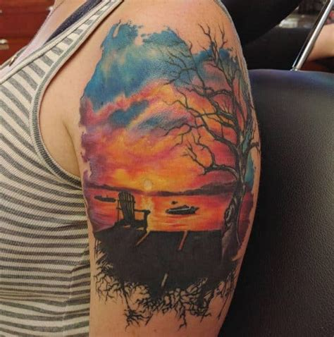 watercolor tattoo chicago best chicago artists top shops studios