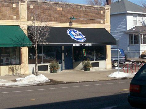blue door pub