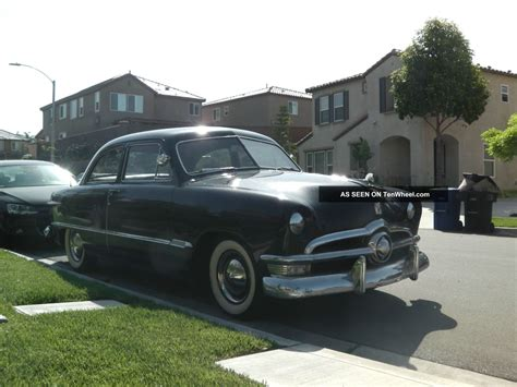 1950 Ford Custom Shoebox Photograph Rods Plus Rods For Sale By Owner In L I Autos
