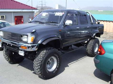 Toyota 1994 Up 1994 Toyota Hilux Up Pictures For Sale