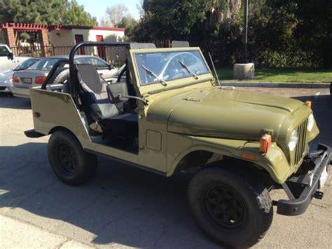 purchase used 1974 jeep dj 5c passenger model 3