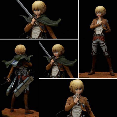 Armin Brave Act By Sentinel Attack On Titan pvcultura preventas finales de julio 2014 anime en espa 241 ol