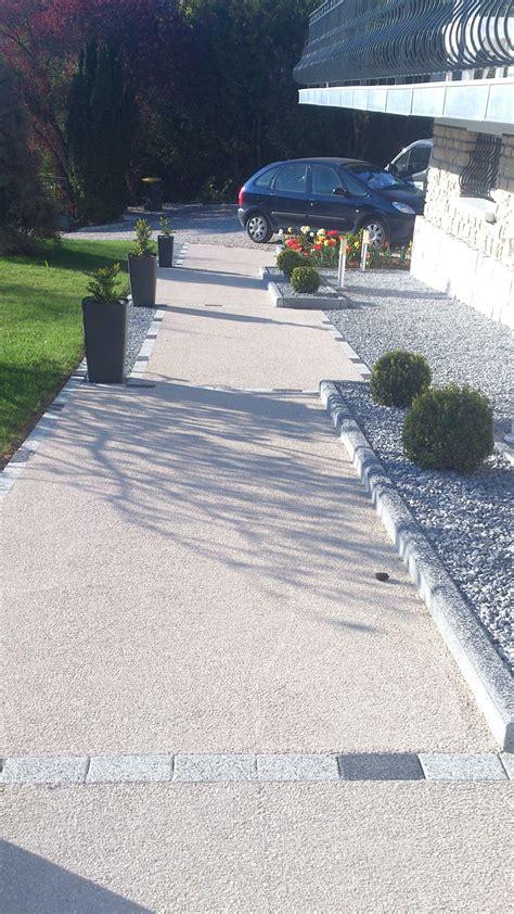 terrasse beton am 233 nagement de terrasse en b 233 ton d 233 sactiv 233 cuinet
