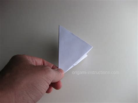 How To Make An Origami Paper Popper - origami popper folding how to make an easy