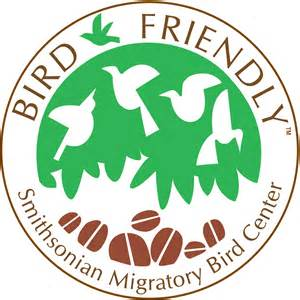 Backyard Cafe Menu Bird Friendly Coffee Smithsonian Migratory Bird Center